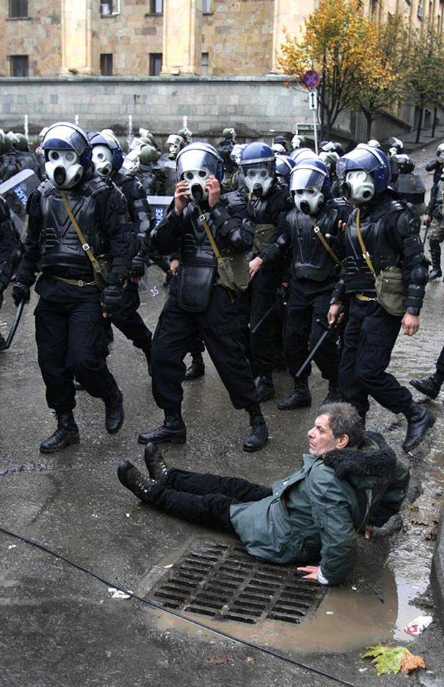 POLICE STAR WARS